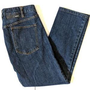 """Hurley men's 84 slim jeans sz 32 **28"""" inseam**"""